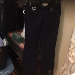 Women's size 4 Michael lots black pants